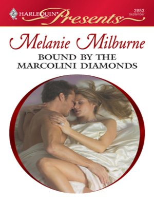 cover image of Bound by the Marcolini Diamonds