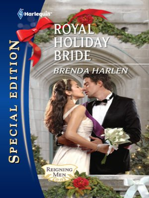 cover image of Royal Holiday Bride