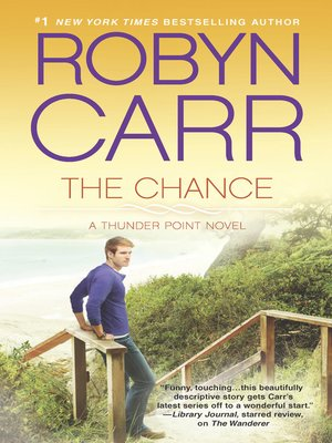 cover image of The Chance