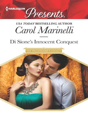 cover image of Di Sione's Innocent Conquest--An Emotional and Sensual Romance