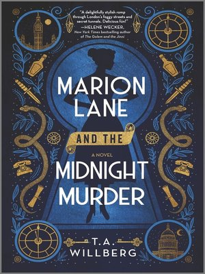 cover image of Marion Lane and the Midnight Murder