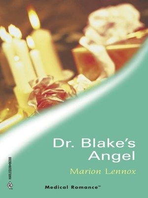 cover image of Dr. Blake's Angel