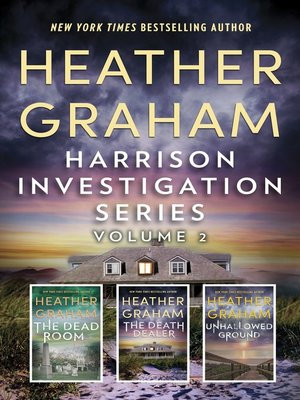 cover image of Harrison Investigation, Volume 2
