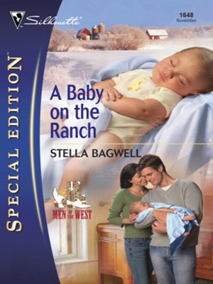 cover image of A Baby on the Ranch