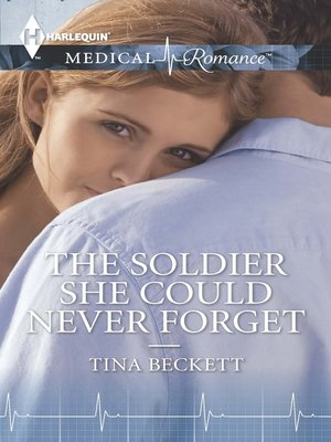 cover image of The Soldier She Could Never Forget