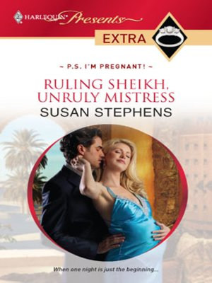 cover image of Ruling Sheikh, Unruly Mistress