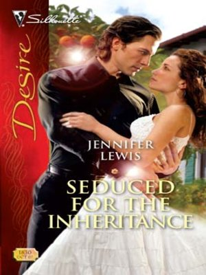 cover image of Seduced for the Inheritance