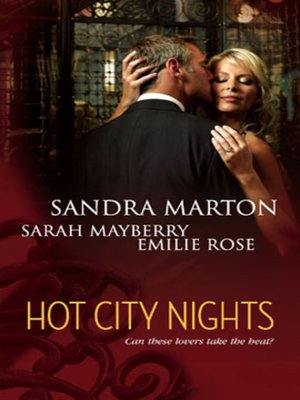 cover image of Hot City Nights