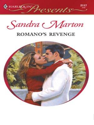 cover image of Romano's Revenge