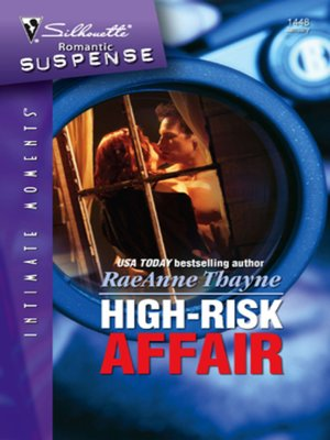 cover image of High-Risk Affair