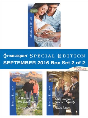 cover image of Harlequin Special Edition September 2016, Box Set 2 of 2