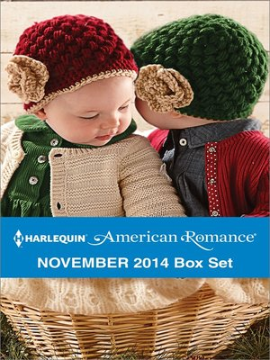 cover image of Harlequin American Romance November 2014 Box Set: The SEAL's Holiday Babies\The Texan's Christmas\Cowboy for Hire\The Cowboy's Christmas Gift