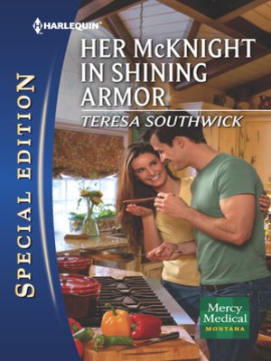 cover image of Her McKnight in Shining Armor