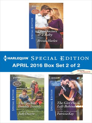 cover image of Harlequin Special Edition April 2016 Box Set 2 of 2