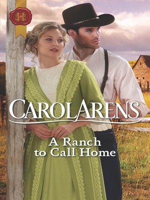 cover image of A Ranch to Call Home