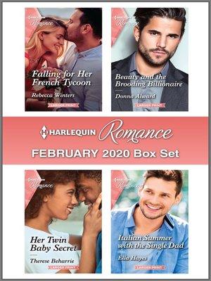 cover image of Harlequin Romance February 2020 Box Set