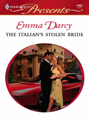 cover image of The Italian's Stolen Bride