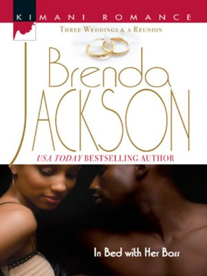 cover image of In Bed with Her Boss