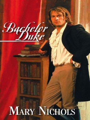 cover image of Bachelor Duke