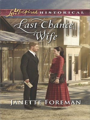 cover image of Last Chance Wife