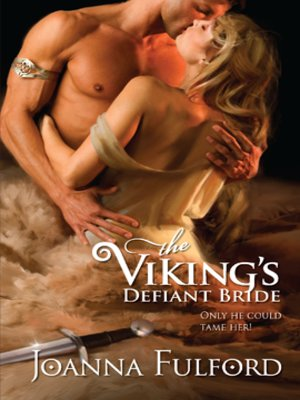 cover image of The Viking's Defiant Bride