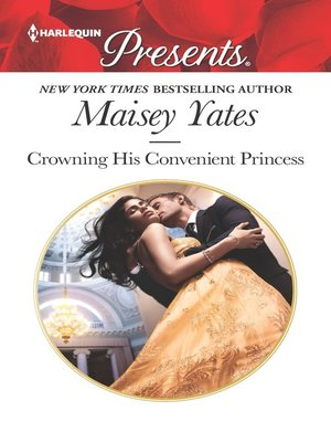 cover image of Crowning His Convenient Princess
