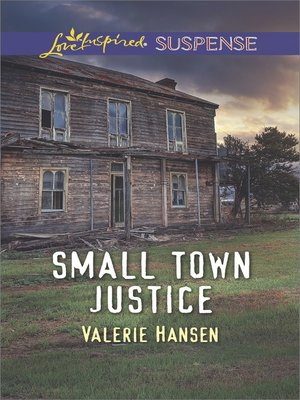 cover image of Small Town Justice