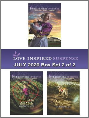 cover image of Harlequin Love Inspired Suspense July 2020--Box Set 2 of 2