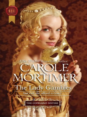 cover image of The Lady Gambles
