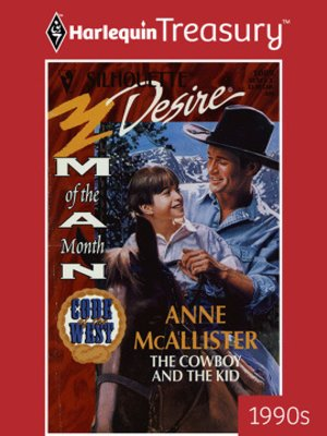 cover image of The Cowboy and the Kid