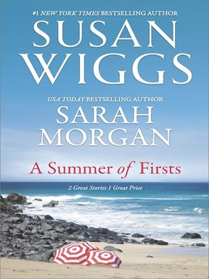 cover image of A Summer of Firsts