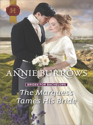 cover image of The Marquess Tames His Bride