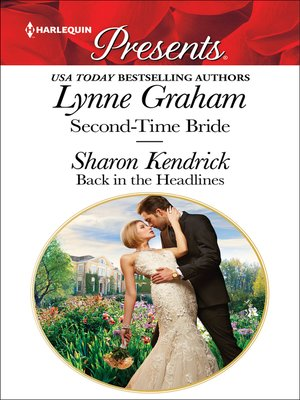 cover image of Second-Time Bride & Back in the Headlines