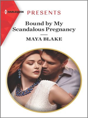 cover image of Bound by My Scandalous Pregnancy