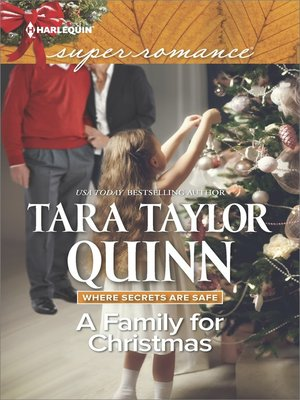 cover image of A Family for Christmas