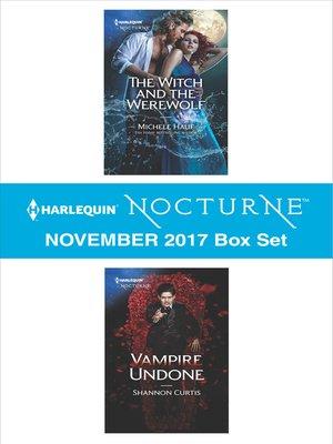 cover image of Harlequin Nocturne November 2017 Box Set