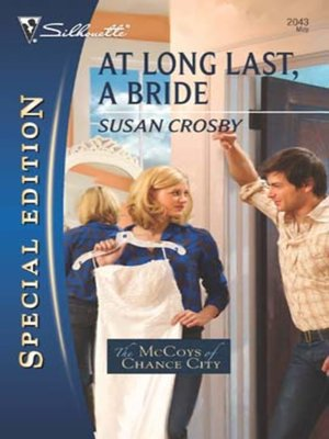 cover image of At Long Last, a Bride
