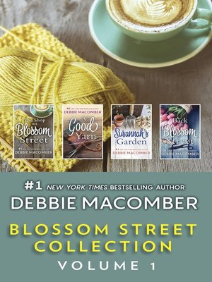 cover image of Blossom Street Collection, Volume 1: The Shop on Blossom Street ; A Good Yarn ; Susannah's Garden