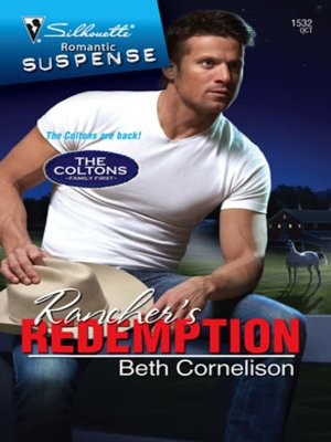 cover image of Rancher's Redemption
