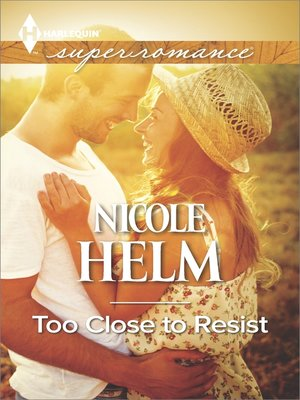 cover image of Too Close to Resist