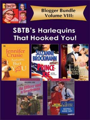 cover image of Blogger Bundle Volume VIII: SBTB's Harlequins That Hooked You