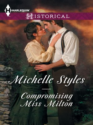 cover image of Compromising Miss Milton