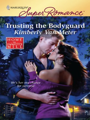 cover image of Trusting the Bodyguard
