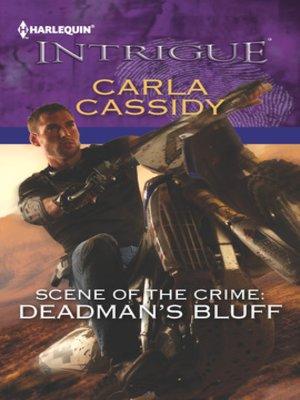 cover image of Scene of the Crime: Deadman's Bluff
