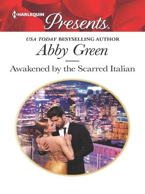 cover image of Awakened by the Scarred Italian