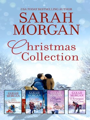 cover image of Christmas Collection: Once Upon a Christmas ; Wish Upon a Star ; Angels in the Snow ; Christmas with Love