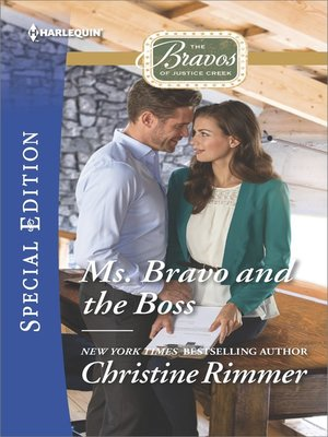 cover image of Ms. Bravo and the Boss