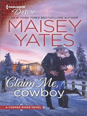 cover image of Claim Me, Cowboy