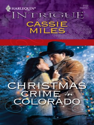 cover image of Christmas Crime in Colorado