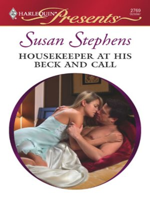 cover image of Housekeeper at His Beck and Call